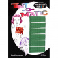 Tint-o-Matic Bobby Pins Poison green