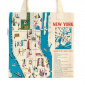 Cavallini New York City totebag