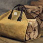 Filson Rugged Twill Log Carrier Tan