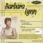 Barbara Lynn - Teenage Blues / Second Fiddle Girl / You Don't Sleep At Night / Dina and Petrina (Repro)