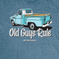 Old Guys Rule Kept On Truckin Tee