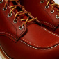 Red Wing Style No. 8131 Classic Moc Oro Russet