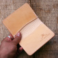 Pike Brothers Card Holder Natural
