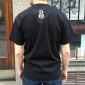 Rebel8 Drop Forged Black Tee