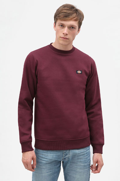 Dickies Dickies New Jersey Sweatshirt Maroon