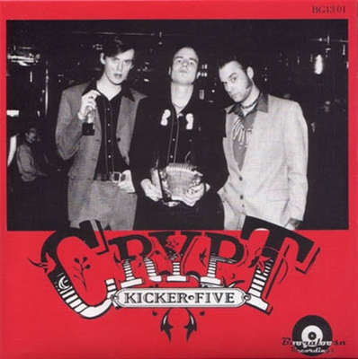 Crypt Kicker Five - Rattlesnake Pilgrim / Ladies / CK5 Know How To Jive i gruppen Övrigt / Musik / Vinyl hos Sivletto (4152)