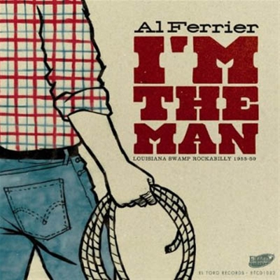 Al Ferrier - I'm The Man i gruppen Övrigt / Musik / CD hos Sivletto (5119)