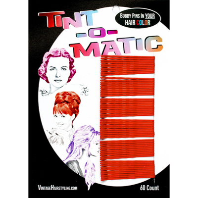 Tint-o-Matic Bobby Pins Flame i gruppen Grooming / Hårstyling dam hos Sivletto - Skylark AB (7851F)