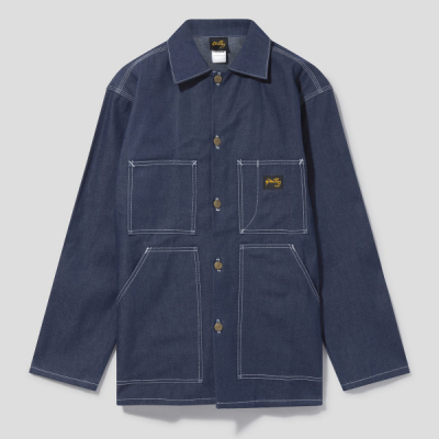 Stan Ray Shop Jacket Midnight Blue i gruppen Herr / Jackor hos Sivletto - Skylark AB (AW190900122)