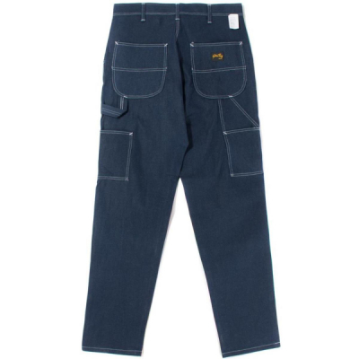 Stan Ray 80s Painter Pant Overdye Midnight Navy i gruppen Kampanj / Summer 2020 male hos Sivletto - Skylark AB (AW194900121)