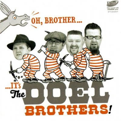 Oh, Brother... It's The Doel Brothers! i gruppen Övrigt / Musik / CD hos Sivletto (ETCD-6057)
