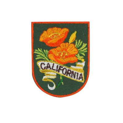 Patch Ya Later California i gruppen Denim / Accessoarer hos Sivletto - Skylark AB (PYL-Cali)