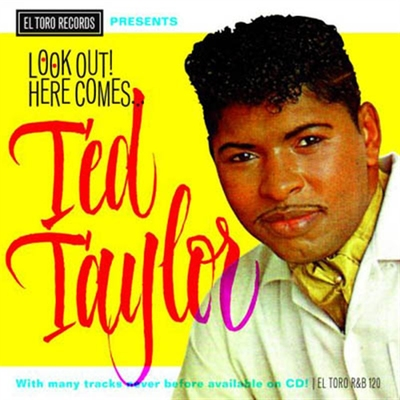 Look Out! Here Comes.. Ted Taylor i gruppen Övrigt / Musik / CD hos Sivletto (R&B-120)