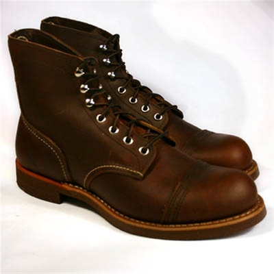 Red Wing Style No. 8111 Iron Ranger i gruppen Unionville / Made in USA hos Sivletto (W2932)