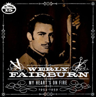 Werly Fairburn - My Heart's On Fire i gruppen �vrigt / Musik / CD hos Sivletto (etcd1043)