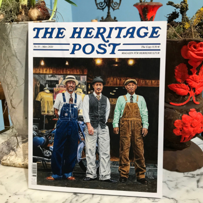 Heritage Post issue 33 English edition i gruppen Tidningar hos Sivletto - Skylark AB (hp-33)