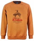 Dickies Dushore Sweatshirt Brown Duck