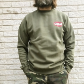Dickies Harborcreek Sweatshirt Dark Olive