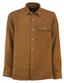 Dickies Lewisburg Shirt Brown Duck