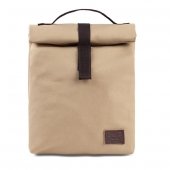 Brixton Fulton Lunch Bag Khaki