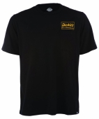 Dickies Franklin Park Tee Black