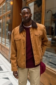Dickies Glenside Jacket Brown Duck