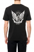 DePalma Thunder road black tee