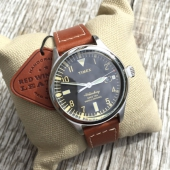 Timex x Red Wing The Waterbury Watch 38