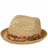 Stetson Martinez Vintage Wheat Straw Hat