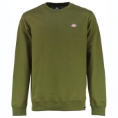 Dickies Seabrook sweatshirt dark olive
