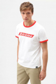 Dickies Bakerton T-Shirt fiery red
