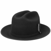 Stetson Open Road Woolfelt Black