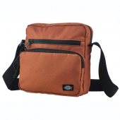 Dickies Gilmer crossbody bag brown duck