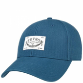 Stetson Baseball Cap Cotton Navy / Gun Metal
