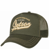 Stetson Trucker American Heritage Classic Green