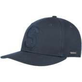 Stetson Capital S Baseball Cap Dark Navy