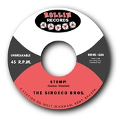 The Sirocco Bros - Flying Saucers / Stomp