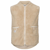 Resteröds Original Fleece Vest Beige