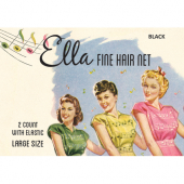 Ella Fine Hair Net different colours