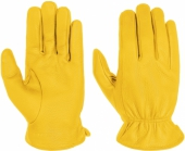 Stetson Gloves Deer Nappa Yellow