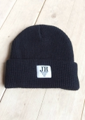 Jernhest Bertie the Beanie black
