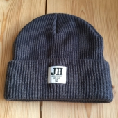 Jernhest Bertie the Beanie grey