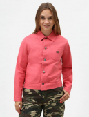 Dickies Toccoa Women's Unlined Chore Jacket Rose