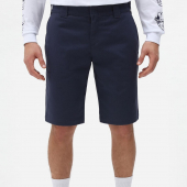Dickies Slim Fit 13 inch Shorts Navy Blue