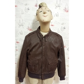 Vintage Brown Cooper A2 Jacket