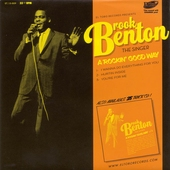 Brook Benton - The Singer and The Songwriter