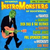 Infamous Instro-Monsters of Rock'n'Roll volume 2