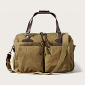 Filson 48-Hour Tin Cloth Duffle Bag Dark Tan
