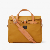 Filson Original Briefcase Chessie Tan