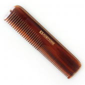 1541 London Pocket Hair Comb (Coarse/Fine Tooth)